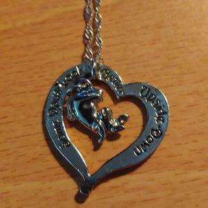 Disney Eeyore necklace